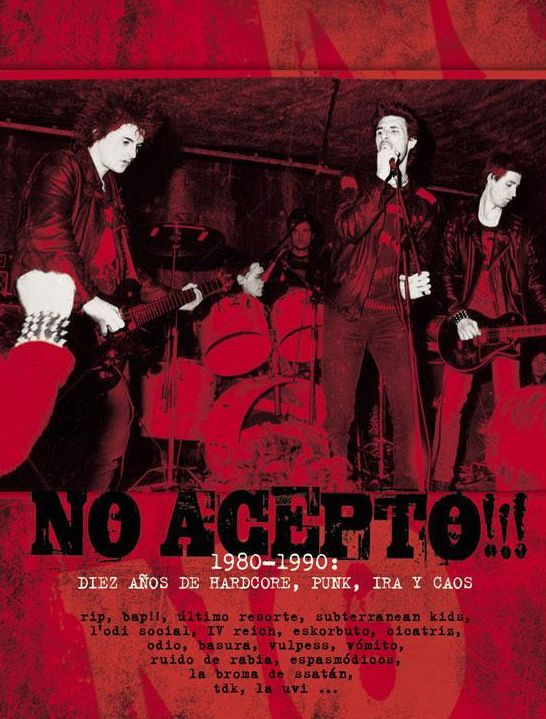no acepto documental punk