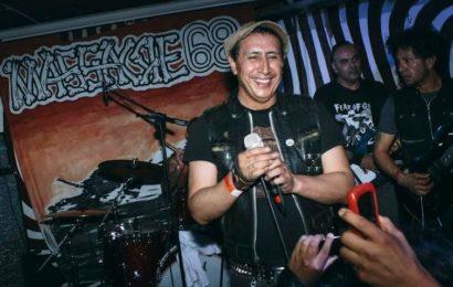 punk mexico Massacre 68